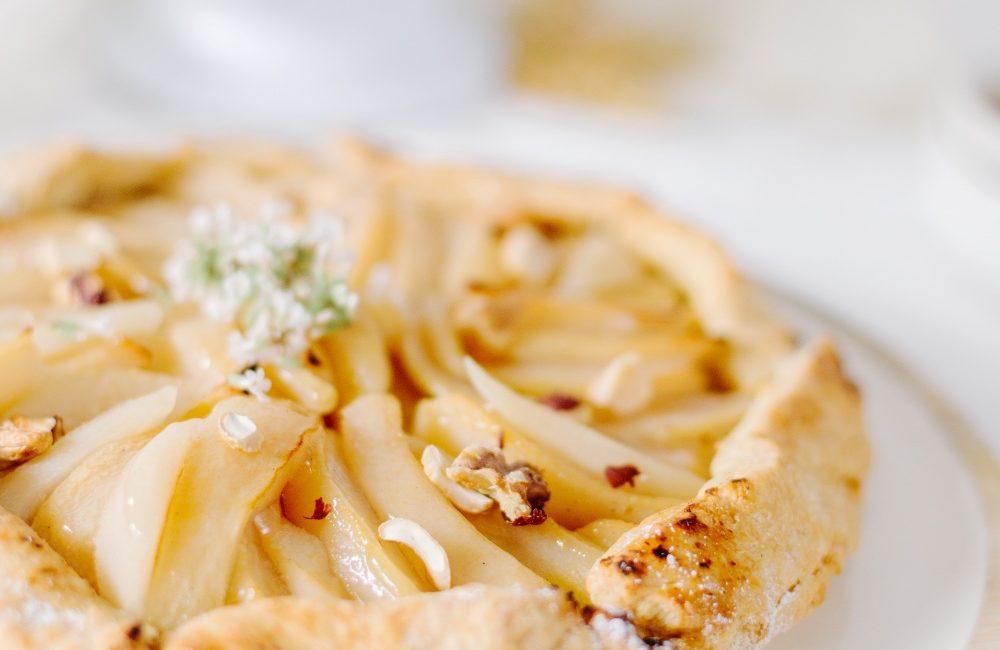 Birnen-galette-